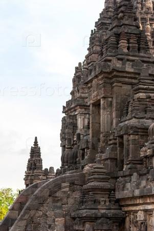 Храм, Джокьякарта, Индонезия