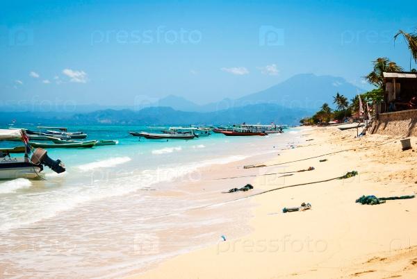 Райский пляж, Индонезия