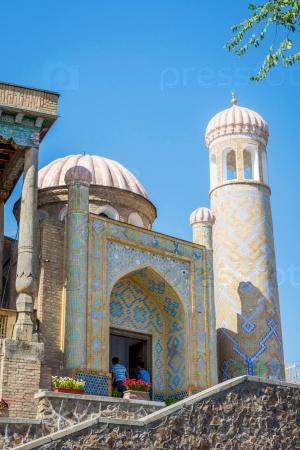 Мечеть Хазрат Хизр, Самарканд, Узбекистан
