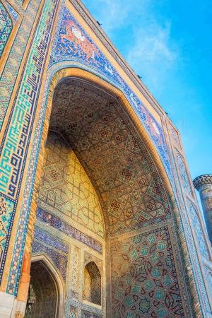 Регистан, Самарканд, Узбекистан