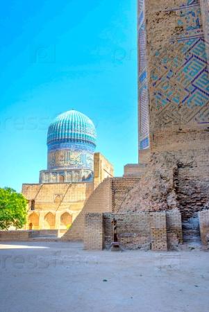 Биби-Ханум, Самарканд, Узбекистан