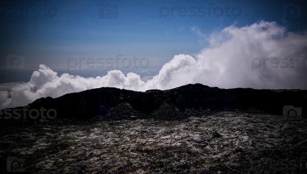 Вулкан Пико. Азорские острова, Португалия