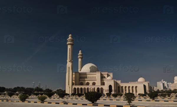 Мечеть Аль-Фатех в Манаме, Бахрейн