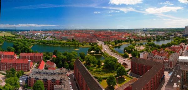 Копенгаген в Дании