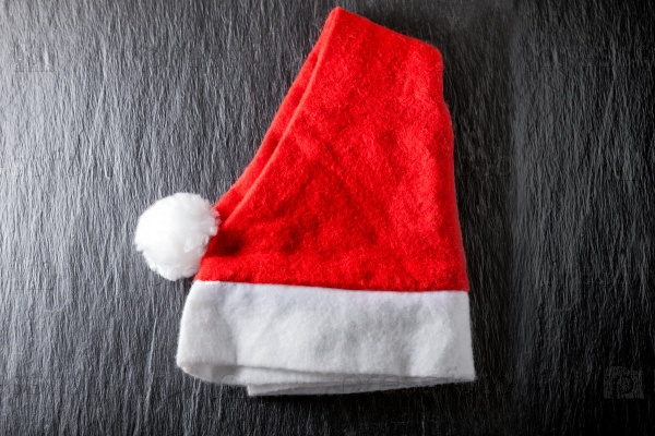 Рождественская шапка
