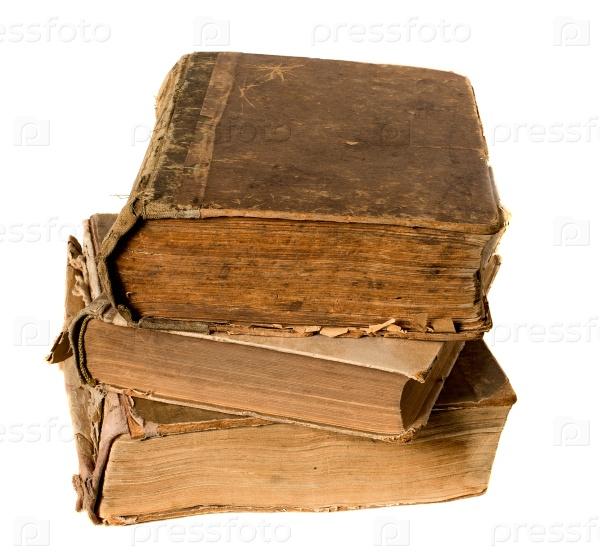 Очень старые книги