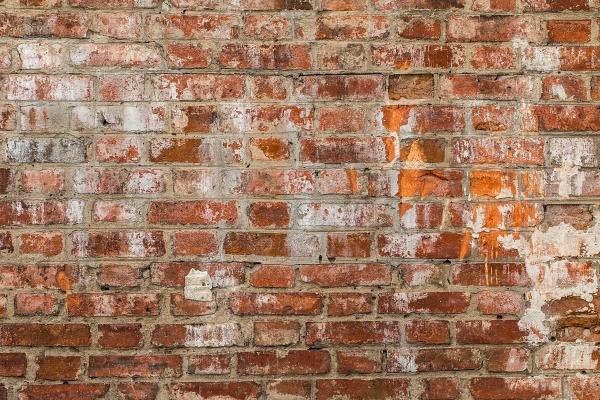 Старый красный кирпич текстура фон