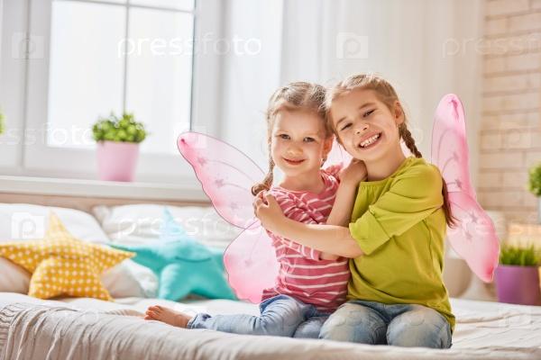 Сестры-феечки