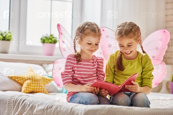 Чтение сказок