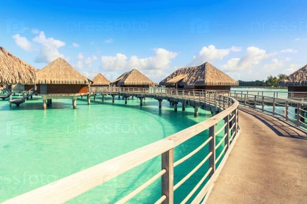 Бора-Бора, Таити, Французская Полинезия