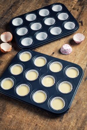 Приготовление кексов