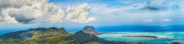 Маврикий. Панорама