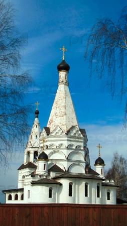 Церковь Богоявления Волга, Костромская область, Россия
