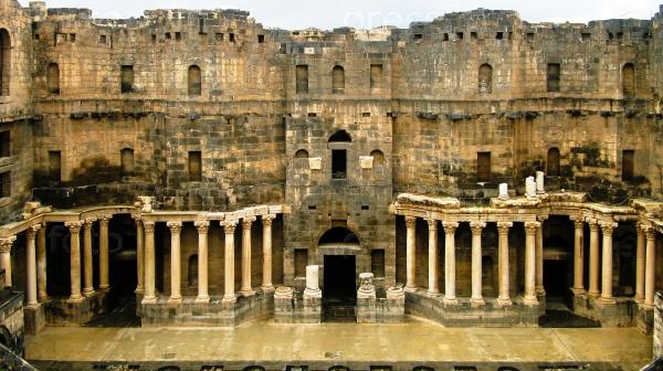 Боср амфитеатр, Сирия