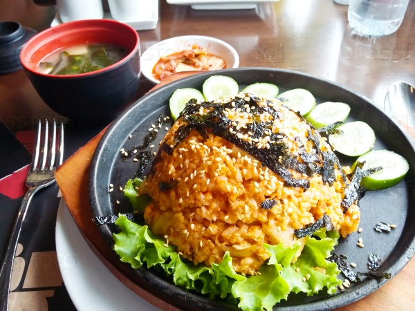 Корейская еда