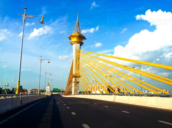 Мост, Нонтхабури, Таиланд