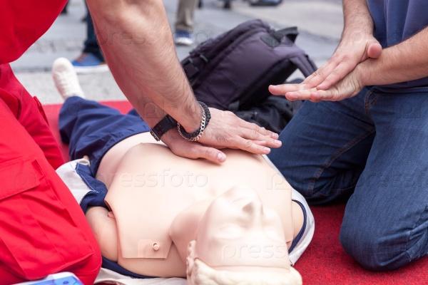 Первая помощь, обучение