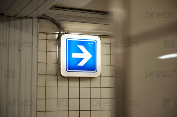 Знак направления
