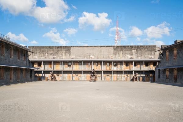 Крепость в Порт-Луи