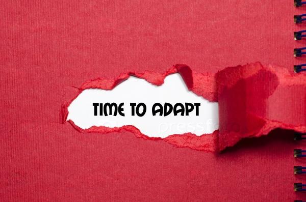 Время адаптироваться