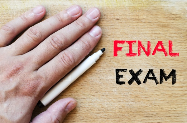 Заключительный экзамен
