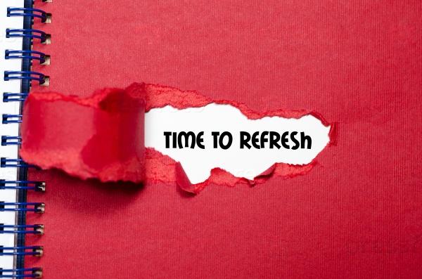 Время обновлять