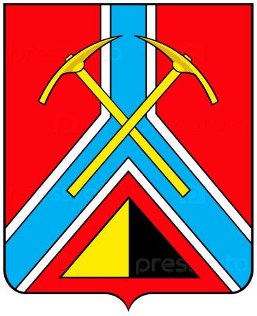 Герб Сусуманского района. Магаданская область