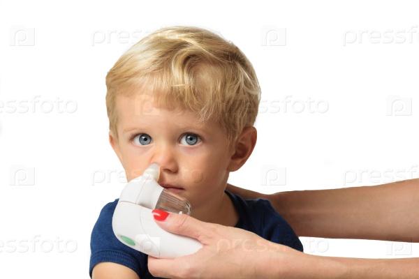 Назальный аспиратор для ребенка