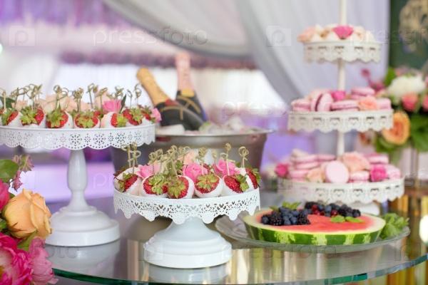 Аппетитные десерты