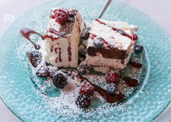 Аппетитный десерт
