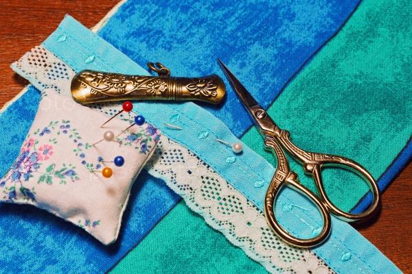 Швейная фурнитура и материалы