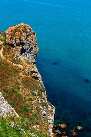 Скалы на мысе Калиакра, Болгария