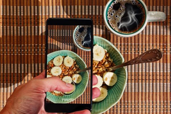 Фотографирование еды