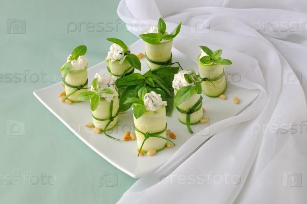 Цуккини с сыром
