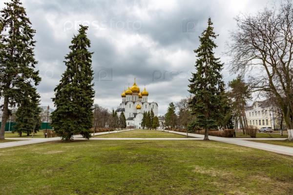 Успенский Собор, Ярославль, Россия