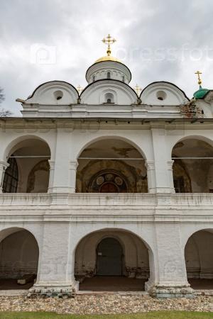 Спасо-Преображенский монастырь, Ярославль, Россия