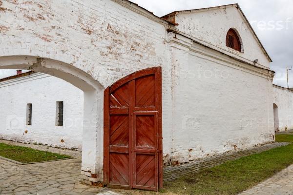 Здание Суздальской тюрьмы