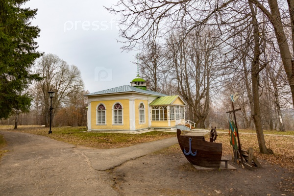 Музей-усадьба Ботик Петра I, Переславль-Залесский, Россия