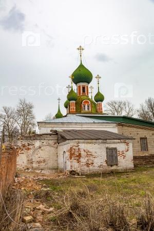 Церковь Александра Невского в Переславле-Залесском, Россия