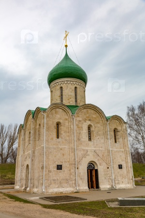 Спасо-Преображенский собор в Переславле-Залесском, Россия