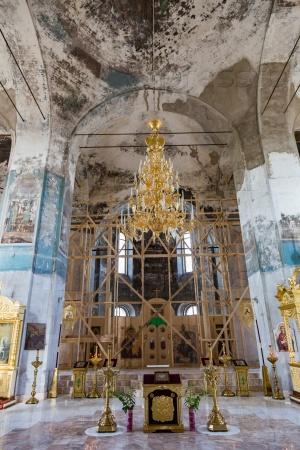 Богоявленский собор 19-го века в Угличе, Россия