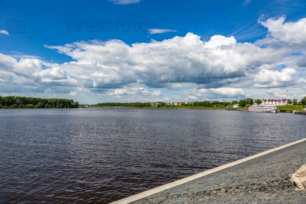 Великая русская река Волга