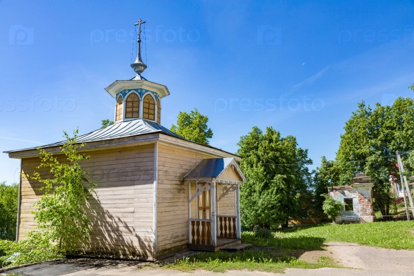 Часовня Флора и Лавра, Мышкин, Россия