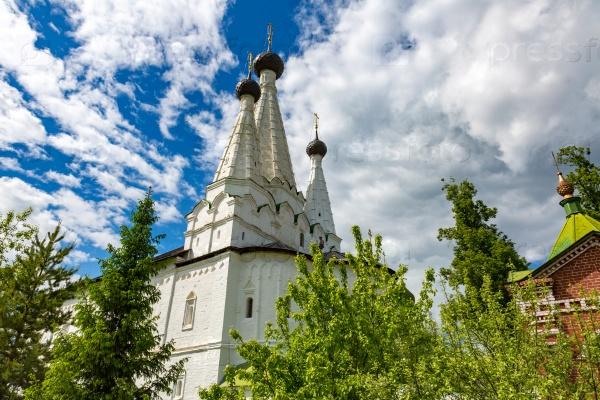 Церковь Успения Пресвятой Девы Марии в Угличе, Россия