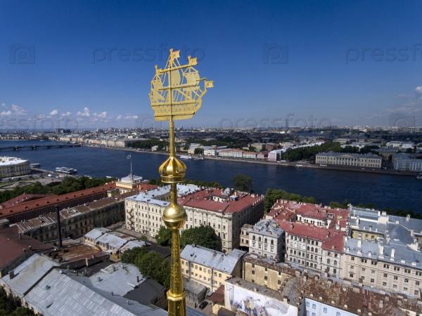 Штаб Адмиралтейства. Санкт-Петербург