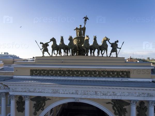 Санкт-Петербург. Дворцовая площадь