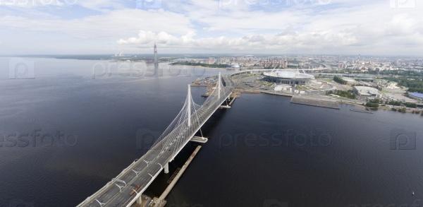 Западный скоростной диаметр, Санкт-Петербург