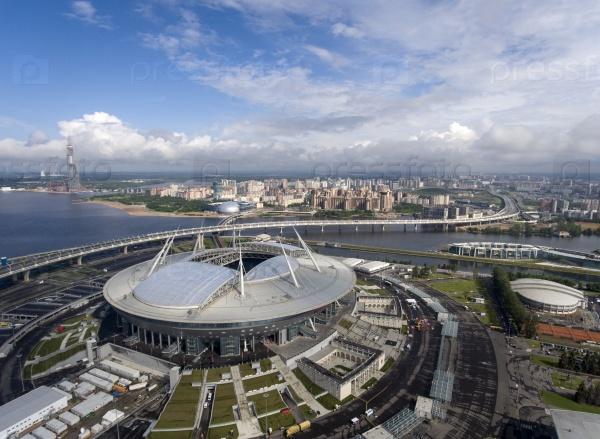 Санкт-Петербург, стадион Арена Зенит