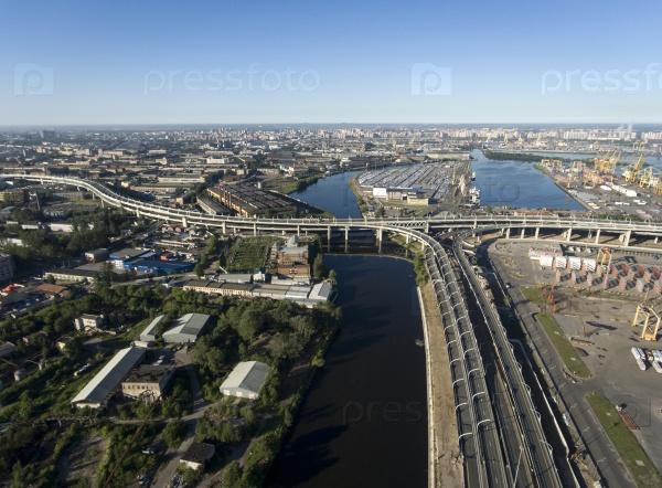 Реки и мосты. Санкт-Петербург