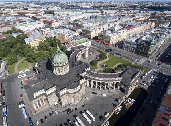 Невский проспект. Санкт-Петербург